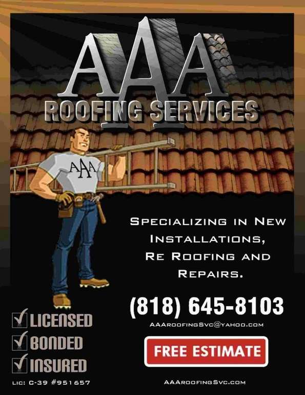 Founder Of AAA Roofing Services. Picture
